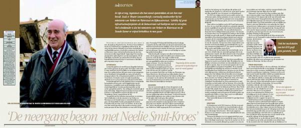 De neergang begin bij Neelie Smit-Kroes