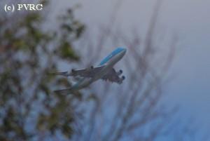 'Geluid van vliegtuigen hoort erbij'