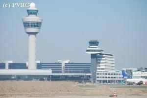 Turkish opent derde lijnverbinding Schiphol
