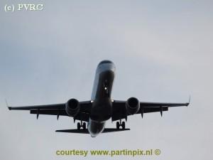 Geluidhinder vliegveld Eindhoven groter dan berekend