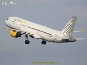 Nederland geniet van de rust door uitgevallen vliegverkeer