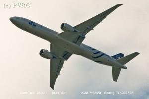 'Geen ontkomen aan vliegtuigoverlast'