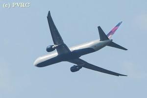 CDA: vliegtuigen scherper dalen
