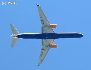 Eurocontrol voorziet fors meer luchtverkeer
