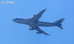 VROM in gesprek met bewoners over AWACS-overlast