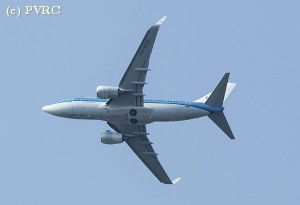 Duurzame luchtvaart? Minder vliegen!