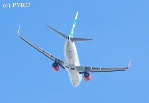 De enige oplossing voor de luchtvaart is een particuliere emissiequota