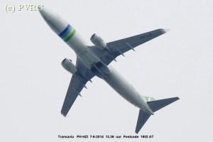 Air France-KLM ziet nettowinst ruim halveren