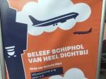Baanwissels Schiphol uniek in de wereld en een risico, zo blijkt nu weer