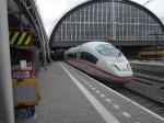 GL: Voor degenen die meer trein- en minder vliegverkeer willen