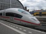 KLM wil treingebruik op korte afstand stimuleren.