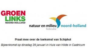 Praat mee over de toekomst van Schiphol