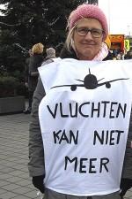 Meetvliegtuig maakt tientallen 'doorstarts' boven Schiphol