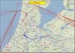 Negen gemeenten in de IJmond, Alkmaar en Haarlem willen dat overlast nachtvluchten vermindert